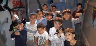 חדרי בריחה לילדים