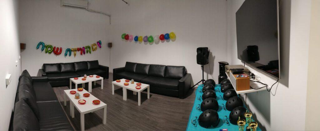 חדר בריחה ליום הולדת - חדר אירוח חדש2