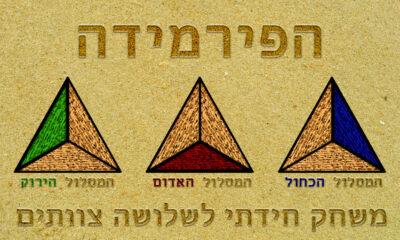 חדר בריחה אונליין - הפירמידה